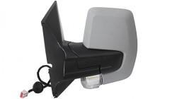 Espelho Esquerdo Rebativel P/ Pintar C/ Pisca Luz Cortesia 9 Pinos Ford Tourneo Custom | 12- / Transit Custom | 12-