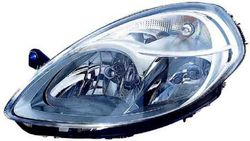 Farol Direito Eletrico Lancia Ypsilon 06-11