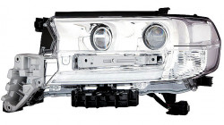 Farol Direito Full Led Toyota Land Cruiser Fj200 | 16-