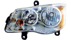 Farol Esquerdo Eletrico Chrysler Voyager 08-
