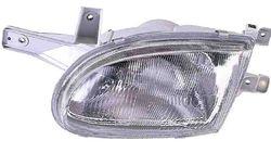Farol Esquerdo Eletrico Hyundai Accent 97-00