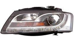 Farol Esquerdo Eletrico Led Audi A5 / Sportback 09-11