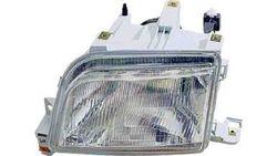 Farol Esquerdo Manual Renault Clio I 90-96