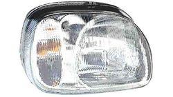 Farol Esquerdo Nissan Micra K11 98-00