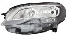 Farol Esquerdo Peugeot Expert 16-