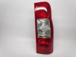 Farolim Direito S/ Porta-Lampadas-Branco-Interior-Vermelho Ford Transit 06-14