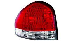 Farolim Direito Tras Hyundai Santa Fe 00-06 Vermelho-Branco