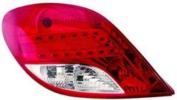 Farolim Esquerdo Led Peugeot 207 3 / 5P 09-