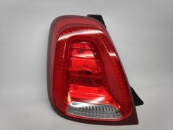 Farolim Tras Esquerdo Fiat 500 15-