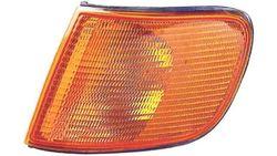 Pisca Direito Audi 100 90-94 Laranja