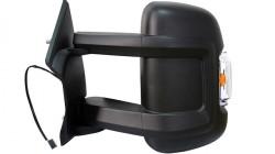 Espelho Esquerdo Electrico C/ Pisca Laranja Longo 8 Pinos Peugeot Boxer | 06-