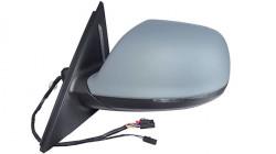 Espelho Esquerdo Rebativel C/ Pisca Luz presença e Memoria 17Pinos Audi Q5 | 08-16