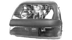 Farol Direito Eletrico C/ NEvoeiro Fiat Doblo 01-05
