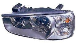 Farol Direito Eletrico Hyundai Elantra / Lantra 00-03