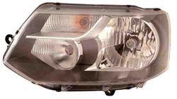 Farol Direito Eletrico Vw Transporter T5 10- H4