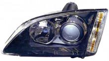 Farol Direito Ford Focus II 04-08 Direccional Mascara Preta