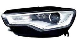 Farol Direito Led Audi A6 11-13