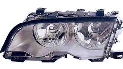 Farol Esquerdo Eletrico Bmw S-3 E46 4P/ Touring 98-01