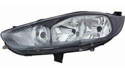 Farol Esquerdo Eletrico C/ Motor Ford Fiesta VI 3 / 5P 13-