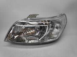 Farol Esquerdo Eletrico Chevrolet Aveo 3 / 5P 09-11