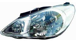 Farol Esquerdo Eletrico Hyundai I10 08-11