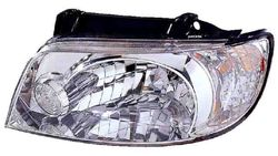 Farol Esquerdo Eletrico Hyundai Matrix 01-06
