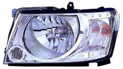 Farol Esquerdo Manual Nissan Patrol 04-10