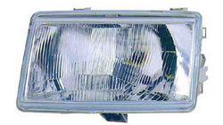 Farol Esquerdo Manual Renault R21 / Trafic 86-01