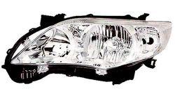 Farol Esquerdo Toyota Corolla Sedan 4P 10-13