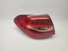 Farolim Esquerdo Mercedes W205 4P LED 14-18