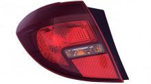 Farolim Esquerdo Opel Meriva 14-