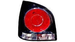 Farolim Esquerdo Vw Polo 9N2 05-09 Mascara Preta