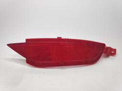 Farolim NEvoeiro Direito Para-Choques Tras S/ Porta-Lampadas Vermelho Ford Fiesta VI 3 / 5P 08-13