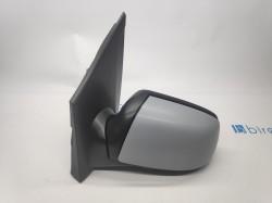 Espelho Esquerdo Eletrico Asferico Termico P/ Pintar Ford Focus 04-07