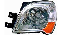 Farol Direito C/ Motor Kia SPortage 08-