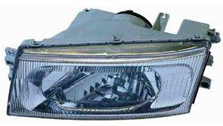 Farol Direito Manual Mitsubishi Lancer 97-01