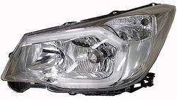 Farol Esquerdo Led Subaru Forester 13-