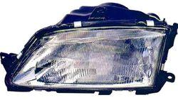 Farol Esquerdo Manual Peugeot 306 93-97
