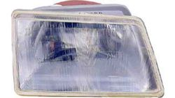 Farol Esquerdo Manual Peugeot 309 85-94