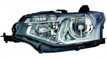 Farol Esquerdo Mitsubishi Outlander 12-15