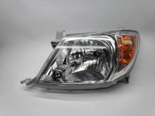 Farol Esquerdo Toyota Hilux 05-11