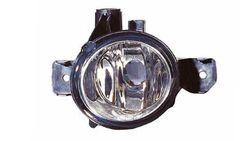 Farol Nevoeiro Direito Bmw S-1 E87 5P 03-12 / E81 3P 06-12 Mascara Cinza
