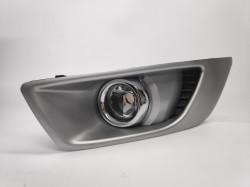 Farol NEvoeiro Esquerdo Transparente Ford Mondeo IV 07-10 Grelha Prata