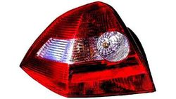 Farolim Direito Renault Megane II Sedan 4P 02-05