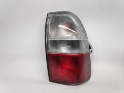Farolim Direito Tras Mitsubishi L200 K74 96-06 Vermelho