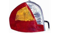 Farolim Esquerdo Hyundai Santa Fe 00-06 Laranja-Vermelho