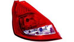 Farolim Esquerdo S/ Porta-Lampadas Branco-Vermelho Ford Fiesta VI 3 / 5P 08-13