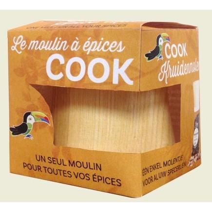 Rasnita pentru condimentele marca Cook