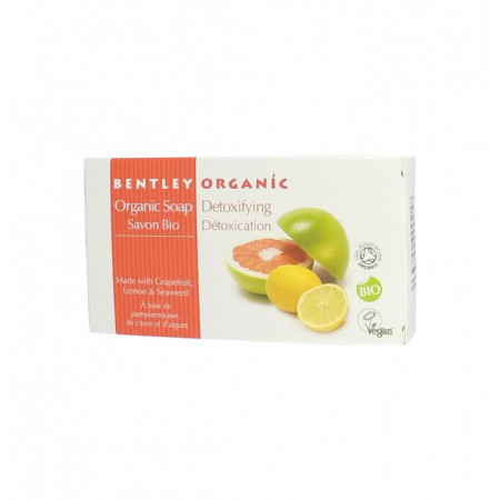 Poze Sapun detoxifiant cu grepfrut - BENTLEY ORGANIC
