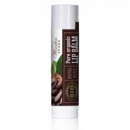 Balsam de buze Choco Kiss bio 4.3ml